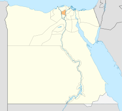Egypt Gharbia locator map.svg