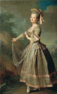 Yekaterina Nelidova Russian noble