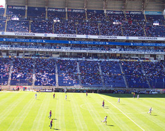 Estadio Cuauhtémoc - World Cup 1986