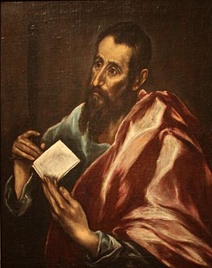 El Greco - Saint Paul.JPG