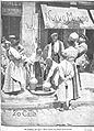 El conflicto del agua, una fuente del paseo de Luchana, de Campúa, Nuevo Mundo, 28-07-1904.jpg