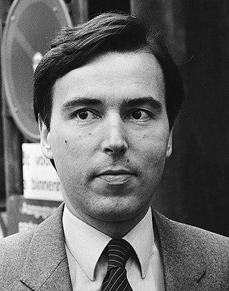 Leader of the Christian Democratic Appeal - Elco Brinkman