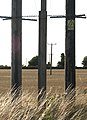 Electricity line crossing field - geograph.org.uk - 1422632.jpg