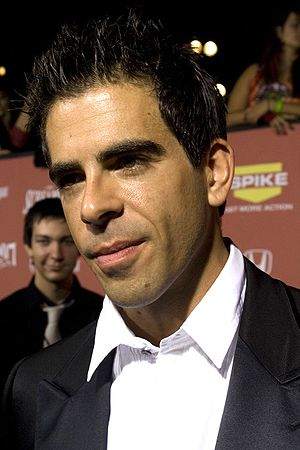 Eli Roth - Roth at the Spike TV Scream Awards, 2007