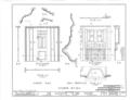 Elioenai Clark Tavern, Old Litchfield Turnpike, Woodbridge, New Haven County, CT HABS CONN,5-WOOD,1- (sheet 9 of 12).png
