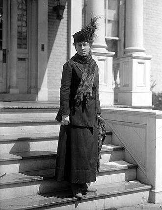 Newton D. Baker - Elizabeth Leopold Baker