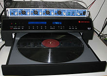 Laser Turntable Wikipedia