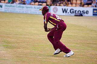 Elton Chigumbura Zimbabwean cricketer