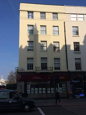 Embassy of Honduras, London - Image: Embassy of Honduras in London 1