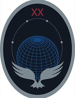 20th Space Control Squadron Military unit