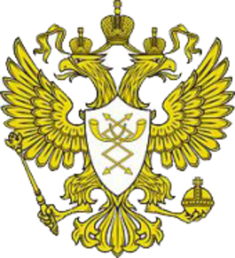 Ministry of Telecom and Mass Communications of the Russian Federation - Image: Emblem of the Ministry of Telecom and Mass Communications (Russia)