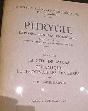 C.H.E. Haspels