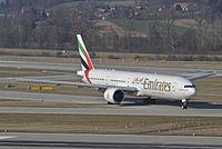 A6-ECE - B77W - Emirates