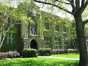 Emmanuel College, Toronto - Emmanuel College