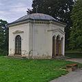 Empírový altán, zámecký park, Čechy pod Kosířem, okres Prostějov (03).jpg