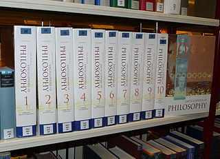 <i>Encyclopedia of Philosophy</i> book