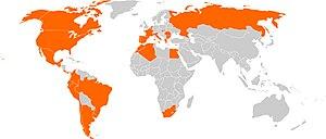 Enel - Enel's presence worldwide