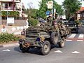 English army Land Rover, Bridgehead 2011 pic3.JPG