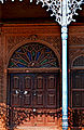 Entrance of an old haveli, Farrukhnagar.jpg