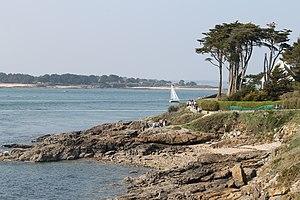 Morbihan - Image: Entre Golfe Morbihan