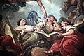 Erhebung des Großen Kurfürsten in den Olymp (van Loo) - Standhaftigkeit, Poesie, Pietas.jpg