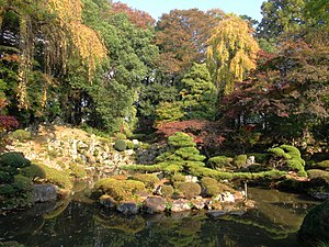 English: Erinji garden Places of Scenic Beauty...