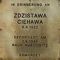 Erinnerungsstein für Zdzistawa Ciehawa.jpg