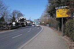 Gerresheimer Landstraße in Erkrath