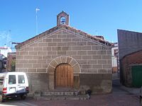 Ermita del Cristo del Amparo Valdeobispo.JPG