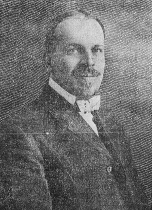 Ernest Carroll Moore - Moore in 1909