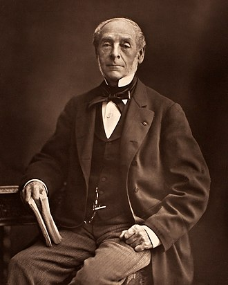 Ernest Legouvé - Ernest Legouvé circa 1875.