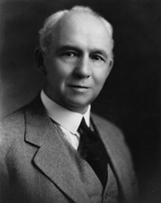Ernest Willard Gibson - Image: Ernest W. Gibson