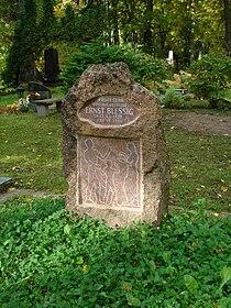 Ernst Blessig grave.JPG