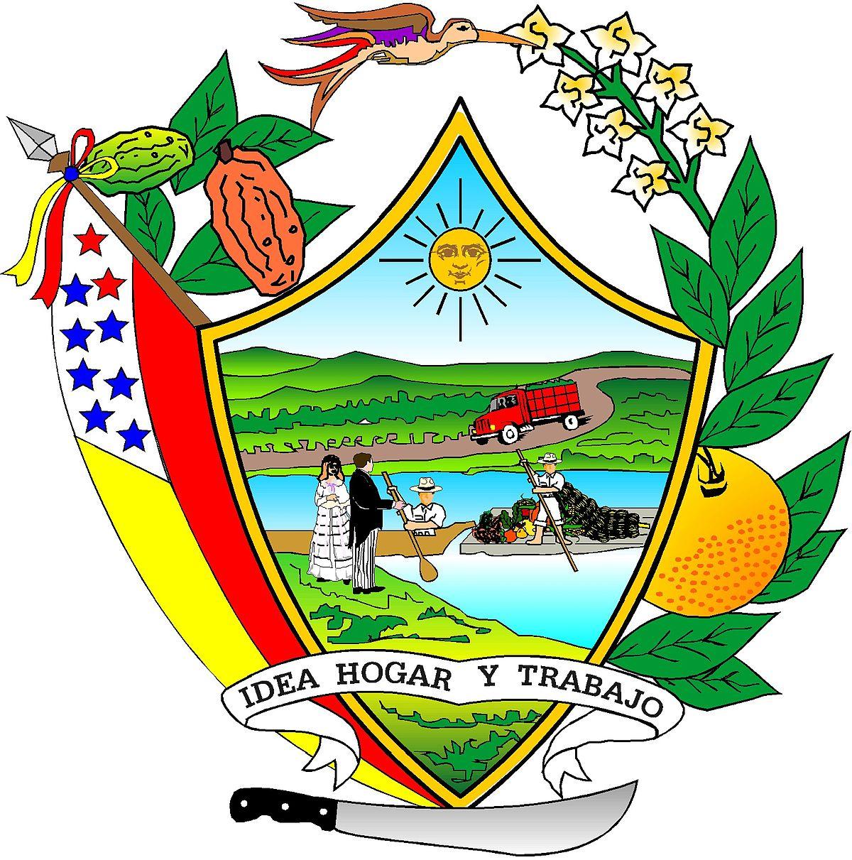 Escudo de Chone - Wikipedia, la enciclopedia libre