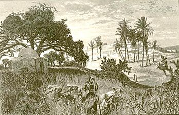 Eshdûd, the ancient Ashdod. Called by the Greeks Azotus (1881-1884) (A)