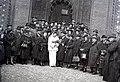 Esküvői fotó, 1948. Fortepan 104778.jpg