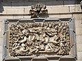 España - Toledo - Iglesia de San Ildefonso - Detalle de la Fachada.JPG