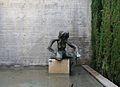 Estany i estàtua de Venus del jardí de les Hespèrides, València.JPG