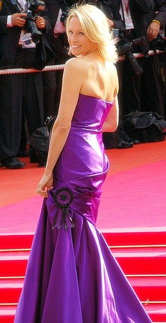 Estelle Lefébure - Estelle Lefébure at the 2008 Cannes Film Festival