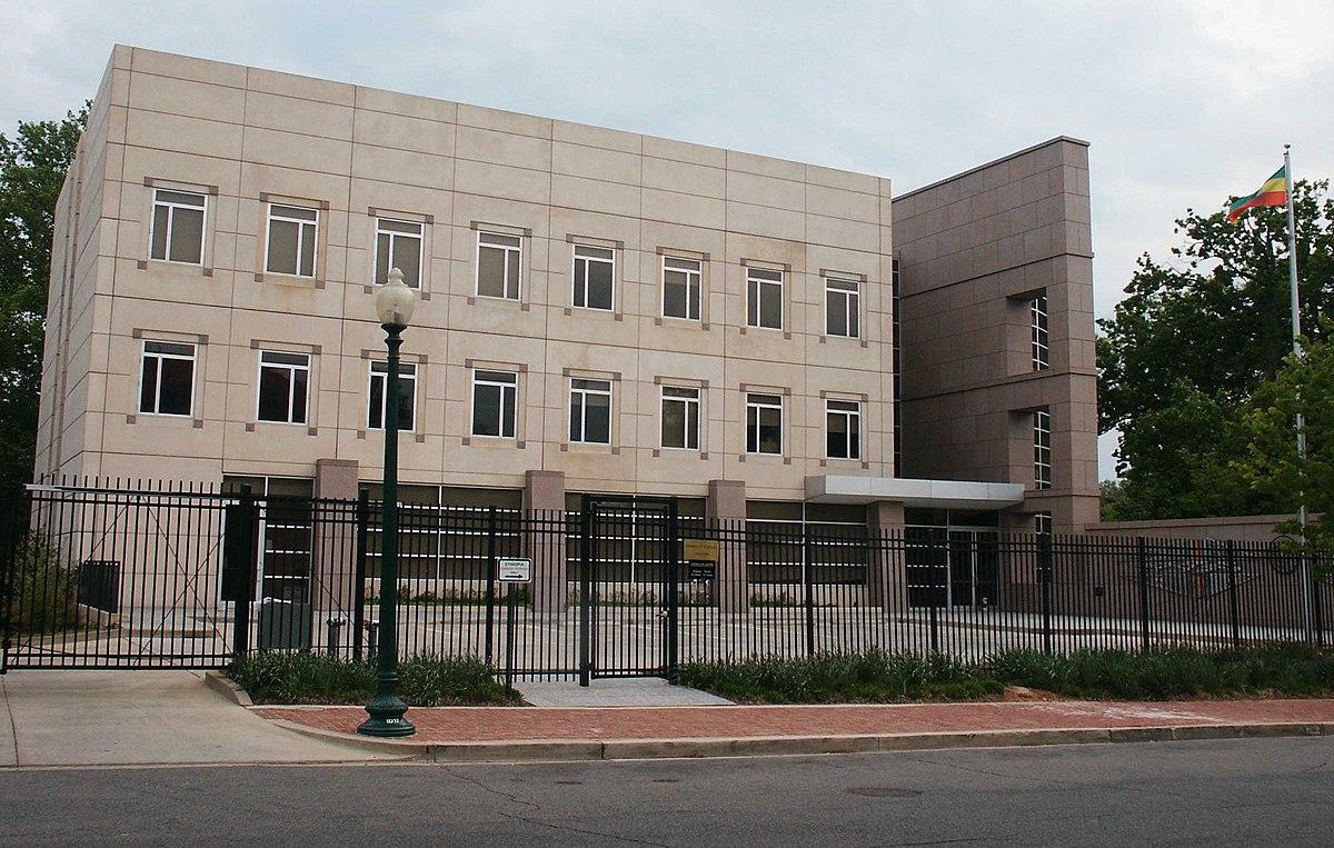 Ethiopian embassy los angeles phone number