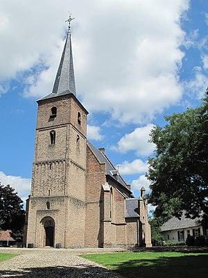 Etten, Netherlands - Image: Etten, de Hervormde kerk RM16068 foto 8 2012 07 22 14.21