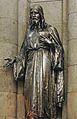 Eugène Bénet (sculpt) 75000 Paris, Sacré coeur, Sacré coeur du Christ 1912.jpeg