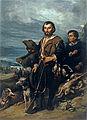 Eugenio Lucas - El cazador.jpg