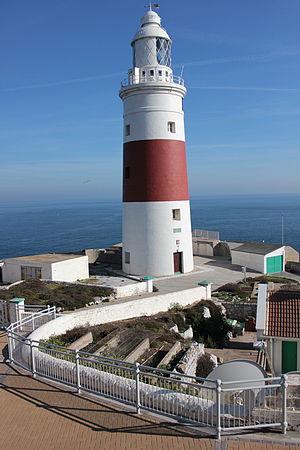 Europa Point Lighthouse - Europa Point Lighthouse