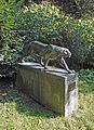 F. Behn, Panther, Südpark Köln Marienburg.jpg