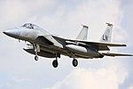 F15 Eagle - RAF Lakenheath July 2009 (3717333380).jpg