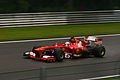 F1 2013 Belgian Grand Prix - Alonso at Q1.jpg