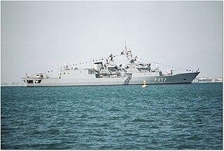 Greek frigate <i>Hydra</i>