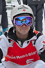 FIS Moguls World Cup 2015 Finals - Megève - 20150315 - Marc-Antoine Gagnon.jpg