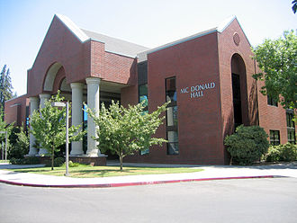 Fresno Pacific University - McDonald Hall